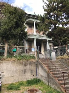 諸戸邸(長谷子ども会館)に行ってきました。