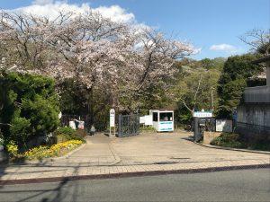 湘南モノレール 鎌倉中央公園