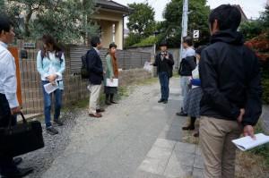 街を歩くこと 鎌倉を知ること