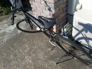 自転車でGO