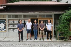 鎌倉・まち歩き会(下見)