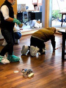 大掃除と年間優秀賞