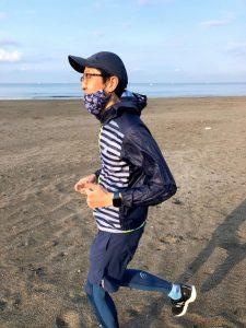 旧鎌周回run