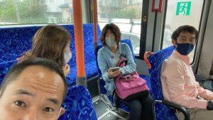 路線バスの旅 横須賀西部版