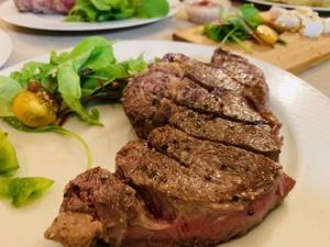夏の終わりに『肉』