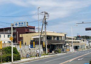 鎌倉市と藤沢市