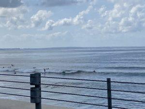 波あります