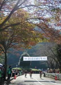 三浦半島サミット事業認定はやま南郷ヒルクライムスプリント2017