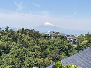 鎌倉山の絶景!